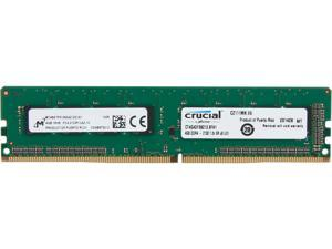 Crucial 4GB 288-Pin DDR4 SDRAM DDR4 2133 (PC4 17000) Desktop Memory Model CT4G4DFS8213