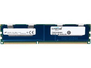 Crucial 32GB 240-Pin DDR3 SDRAM ECC DDR3 1600L (PC3 12800) Server Memory Model CT32G3ELSLQ4160B