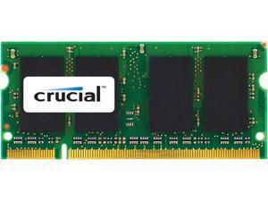 Crucial 4GB 204-Pin DDR3 SO-DIMM Laptop Memory Model CT4G3S1339MCEU