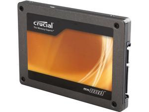"Crucial RealSSD C300 2.5"" 128GB SATA III MLC Internal Solid State Drive (SSD) CTFDDAC128MAG-1G1"