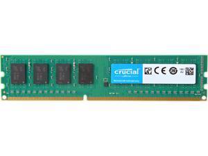 Crucial 16GB 240-Pin DDR3 SDRAM DDR3L 1600 (PC3L 12800) Desktop Memory Model CT204864BD160B