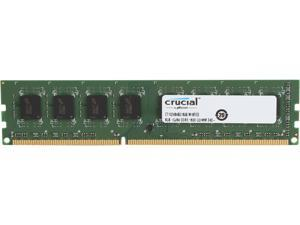 Crucial 8GB 240-Pin DDR3 SDRAM DDR3L 1600 (PC3L 12800) Micron Chipset Desktop Memory Model CT102464BD160B