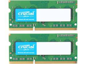 Crucial 8GB (2 x 4GB) DDR3L 1600 (PC3L 12800) ECC Unbuffered Memory for Mac Model CT2K4G3S160BJM