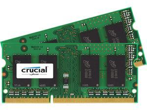 Crucial 8GB (2 x 4GB) 204-Pin DDR3 SO-DIMM DDR3L 1866