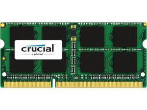 Crucial 4GB DDR3L 1866 (PC3L 14900) Unbuffered Memory for Mac Model CT4G3S186DJM