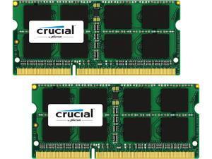 Crucial 8GB (2 x 4GB) DDR3 1866 (PC3 14900) Unbuffered Memory for Mac Model CT2K4G3S186DJM