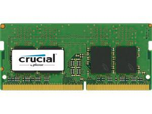 Crucial 16GB 260-Pin DDR4 SO-DIMM DDR4 2133 (PC4 17000) Laptop Memory Model CT16G4SFD8213