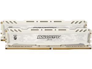 Ballistix Sport LT 8GB (2 x 4GB) 288-Pin DDR4 SDRAM DDR4 2400 (PC4 19200) Desktop Memory Model BLS2K4G4D240FSC