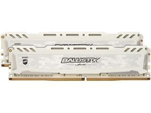 Ballistix Sport LT 32GB (2 x 16GB) 288-Pin DDR4 SDRAM DDR4 2400 (PC4 19200) Intel XMP 2.0 Desktop Memory Model BLS2K16G4D240FSC