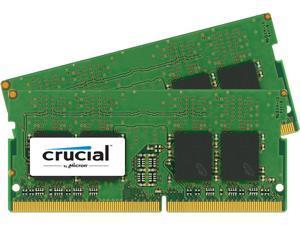 Crucial 32GB (2 x 16GB) 260-Pin DDR4 SO-DIMM DDR4 2133 (PC4 17000) Laptop Memory Model CT2K16G4SFD8213