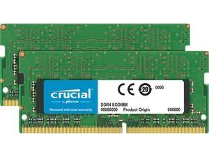 Crucial 16GB Kit (2 x 8GB) DDR4-2400 SODIMM Memory for Mac