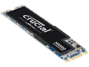 Crucial MX500 500GB 3D NAND SATA M.2 (2280SS) Internal SSD, up to 560 MB/s  - CT500MX500SSD4