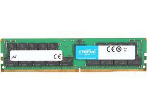 Crucial 16GB 288-Pin DDR4 SDRAM ECC Registered DDR4 2666 (PC4 21300) Server Memory Model CT16G4RFD4266