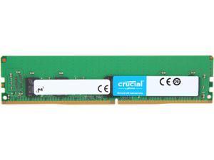 Crucial 4GB 288-Pin DDR4 SDRAM ECC Registered DDR4 2666 (PC4 21300) Server Memory Model CT4G4RFS8266