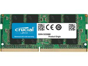 Crucial 16GB 260-Pin DDR4 SO-DIMM DDR4 3200 (PC4 25600) Laptop Memory Model CT16G4SFD832A