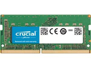 Crucial 16GB Single DDR4 2666 MT/s (PC4-21300) CL19 DR x8 SODIMM 260-Pin for Mac - CT16G4S266M