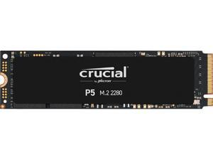 Crucial P5 500GB 3D NAND NVMe Internal SSD, up to 3400 MB/s - CT500P5SSD8