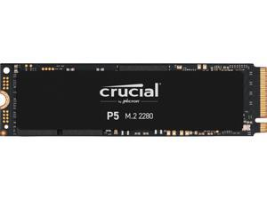 Crucial P5 250GB 3D NAND NVMe Internal SSD, up to 3400 MB/s - CT250P5SSD8