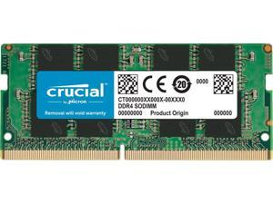Crucial 8GB 260-Pin DDR4 SO-DIMM DDR4 2666 (PC4 21300) Laptop Memory Model CT8G4SFRA266
