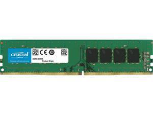 Crucial 16GB 288-Pin DDR4 SDRAM DDR4 3200 (PC4 25600) Desktop Memory Model CT16G4DFRA32A