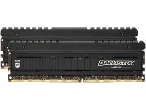Crucial Ballistix Elite 3600 MHz DDR4 DRAM Desktop Gaming Memory Kit 16GB (8GBx2) CL16 BLE2K8G4D36BEEAK