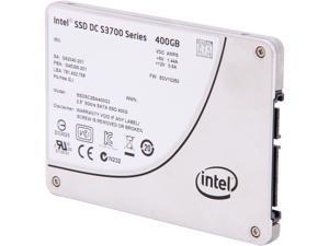"""Intel DC S3700 Series Taylorsville SSDSC2BA400G301 2.5"""" 400GB SATA III MLC Internal Solid State Drive (SSD)"""