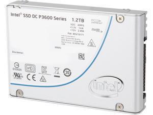 """Intel DC P3600 SSDPE2ME012T401 2.5"""" U.2 1.2TB PCI-Express 3.0 x4 MLC Solid State Disk - Enterprise"""