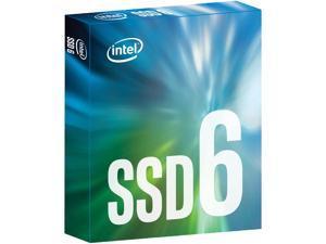 Intel SSD 600p Series (256GB, M.2 2280 80mm NVMe PCIe 3.0 x4, 3D1, TLC) Reseller Single Pack
