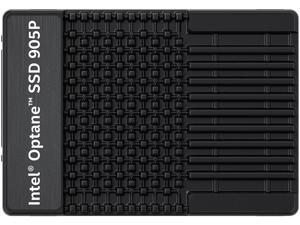"""Intel Optane 905P Series 960GB, 2.5"""" x 15mm, U.2, PCIe 3.0 x4, 3D XPoint Solid State Drive (SSD) SSDPE21D960GAM3"""