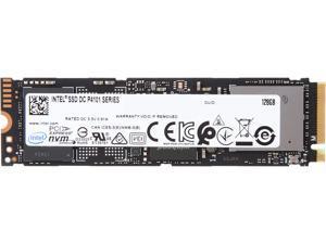 Intel DC P4101 SSDPEKKA128G801 M.2 2280 128GB PCIe NVMe 3.1 x4 64-Layer 3D TLC NAND Enterprise Solid State Drive