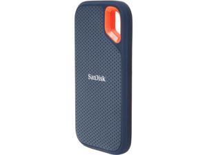 SanDisk 250GB Extreme Portable External SSD - Up to 550 MB/s - USB-C, USB 3.1 - SDSSDE60-250G-G25