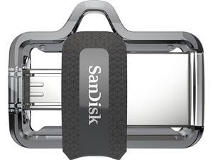 SanDisk 128GB Ultra Dual Drive m3.0, Speed Up to 150MB/s (SDDD3-128G-G46 )