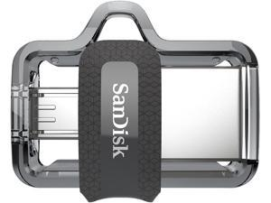 SanDisk 256GB Ultra Dual Drive m3.0, Speed Up to 150MB/s (SDDD3-256G-G46 )