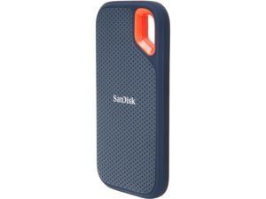 SanDisk 2TB Extreme Portable External SSD - Up to 550 MB/s - USB-C, USB 3.1 - SDSSDE60-2T00-G25