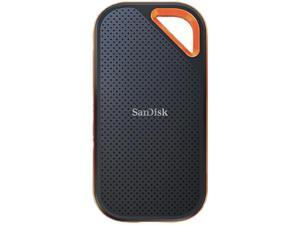 SanDisk 2TB Extreme PRO Portable External SSD - Up to 1050 MB/s - USB-C, USB 3.1 - SDSSDE80-2T00-G25