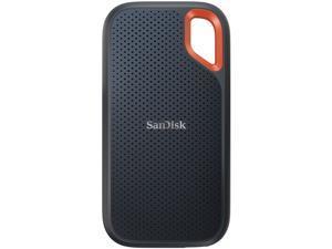 SanDisk 500GB Extreme Portable SSD V2 - Up to 1050 MB/s - USB-C, USB 3.2 Gen 2 - SDSSDE61-500G-G25