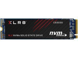 PNY XLR8 CS3030 M.2 2280 500GB PCI-Express 3.0 x4 3D TLC Internal Solid State Drive (SSD) M280CS3030-500-RB