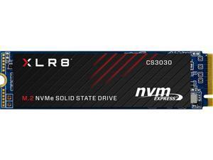 PNY XLR8 CS3030 M.2 2280 1TB PCI-Express 3.0 x4 3D TLC Internal Solid State Drive (SSD) M280CS3030-1TB-RB