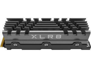 PNY XLR8 CS3040 M.2 2280 4TB PCI-Express 4.0 x4, NVMe 1.3 3D NAND Internal Solid State Drive (SSD) M280CS3040HS-4TB-RB