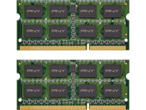 PNY NHS 16GB (2 x 8GB) 204-Pin DDR3 SO-DIMM DDR3L 1600 (PC3L 12800) Laptop Memory Model MN16GK2D31600LV