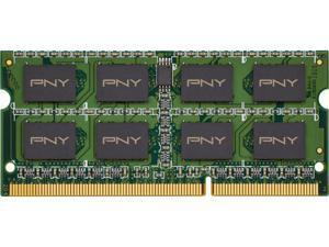 PNY NHS 8GB 204-Pin DDR3 SO-DIMM DDR3L 1600 (PC3L 12800) Laptop Memory Model MN8GSD31600LV