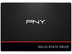 """PNY CS1311 120GB 2.5"""" SATA III Internal Solid State Drive (SSD) SSD7CS1311-120-RB"""