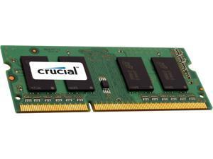Crucial 2GB 204-Pin DDR3 SO-DIMM DDR3L 1600 (PC3L 12800) Laptop Memory Model CT25664BF160B