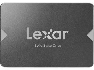 """Lexar NS100 2.5"""" 120GB SATA III 3D TLC Internal Solid State Drive (SSD) LNS100-120RBNA"""