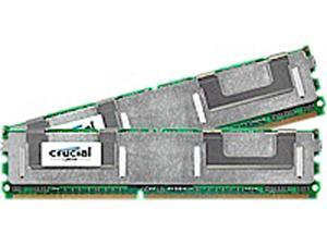 Crucial 16GB DDR2 SDRAM Memory Module