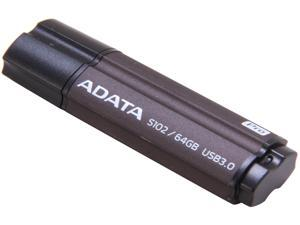 ADATA 64GB S102 Pro Advanced USB 3.0 Flash Drive, Speed Up to 100MB/s (AS102P-64G-RGY)