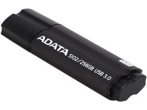 ADATA 256GB S102 Pro Advanced USB 3.0 Flash Drive, Speed Up to 200MB/s (AS102P-256G-RGY)
