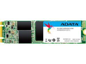 ADATA Ultimate SU800 M.2 2280 512GB SATA III 3D TLC NAND Internal Solid State Drive (SSD) ASU800NS38-512GT-C