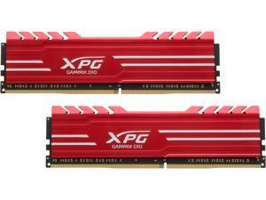 XPG GAMMIX D10 16GB (2 x 8GB) 288-Pin DDR4 SDRAM DDR4 2666 (PC4 21300) Desktop Memory Model AX4U266638G16-DRG