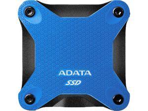 ADATA SD600Q 480GB USB 3.2 Portable Hard Drive + $5 GC